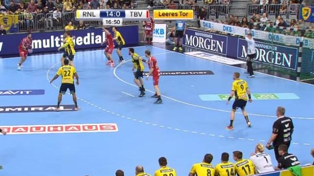 Понижување цели 15 минути: Рај Некар Левен го прегази Лемго со серија од 14 – 0 (видео)