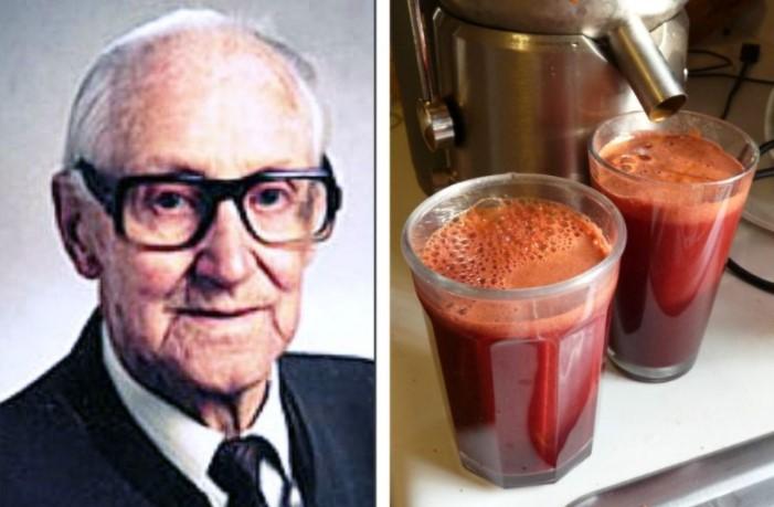 Легендарен лекар ни го даде убиецот на рак- врати 45.000 луѓе од смрт со оваа моќна смеса