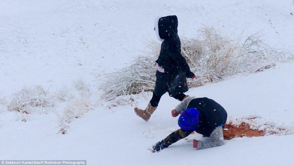Времето студено со врнежи од снег- ќе се формира снежна покривка и на пониските места