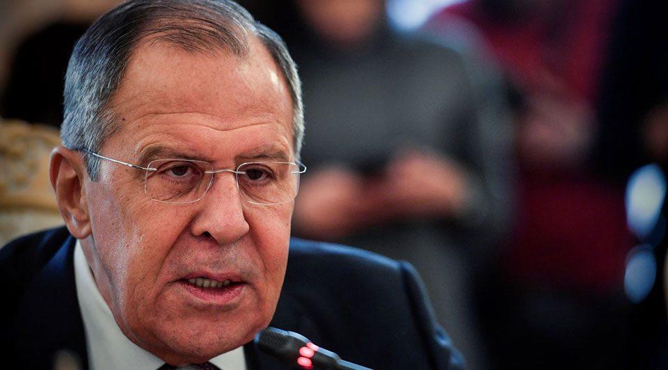 Лавров: Киев да не ја политизира борбата против тероризмот