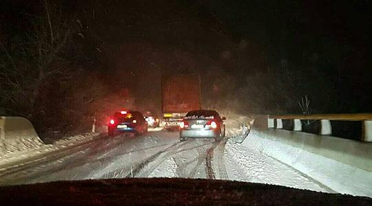 Возете внимателно: Каква е состојбата на патиштата ширум Македонија?