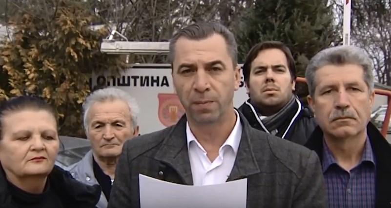 Советничка група на ВМРО-ДПМНЕ Гази Баба: Поминаа 100 дена од мандатот на Георгиевски, а тој се уште нема реализирано ниту еден проект од животот кој им го ветуваше на граѓаните