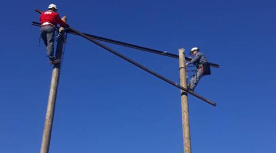 Снабдувањето со електрична енергија во југозападните региони се нормализира