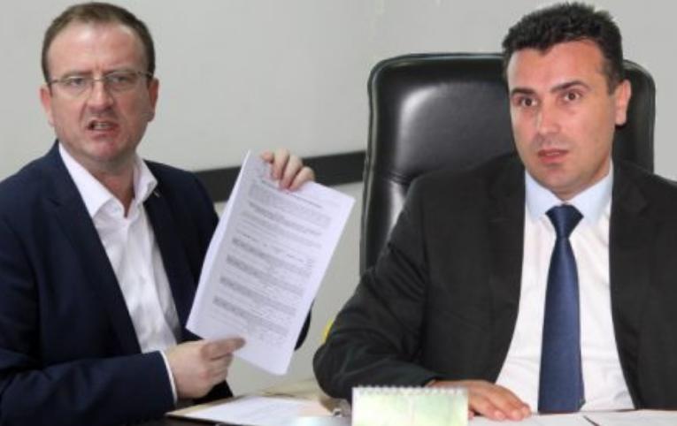 Таравари до Заев: Ахмети ти подготвува политички погреб, тебе не те сакаат ниту Македонците, ниту Албанците!