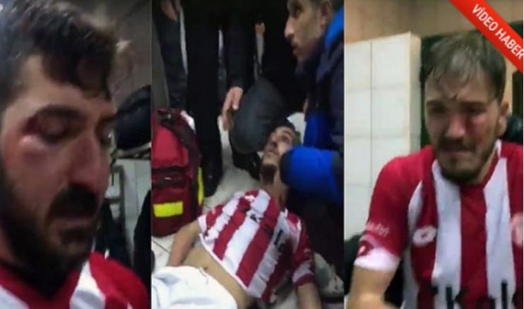 ХОРОР: Хулигани крвнички претепаа цела екипа, фудбалерите се онесвестувале од ќотек (ВИДЕО)