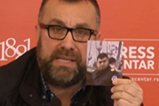 Српски новинар: Убиецот на Оливер Ивановиќ земал 40.000 евра