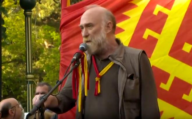 Владо Јовановски излегува од притвор