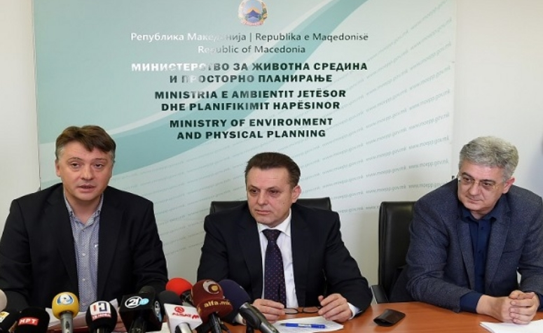 Потпишан договор за подобрување на инфраструктурата за отпадни води во градот Скопје