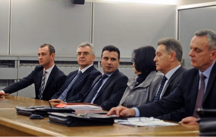 На затворено рочиште за  Поткуп  се слушаат разговори од ПИМ