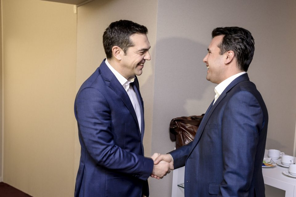Преговорите се мистерија: Официјална Атина бара да се бетонираат позициите на Заев и Ципрас од Давос