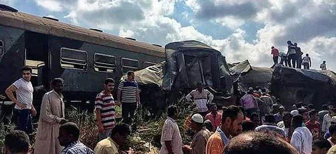 Железничка несреќа: 19 загинати, 38 повредени