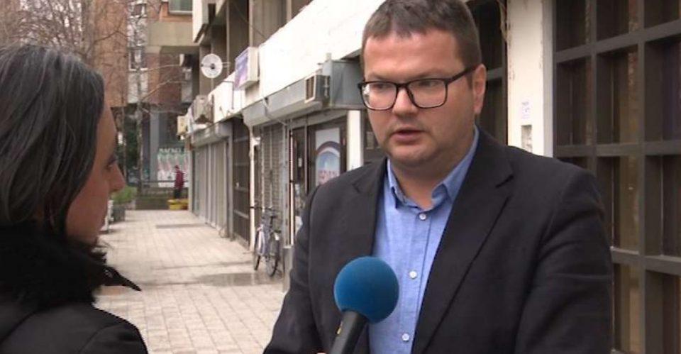 Даскаловски: Владата да покаже издржани позиции, ние имаме достоинство, идентитет и име кое не смееме да го продаваме