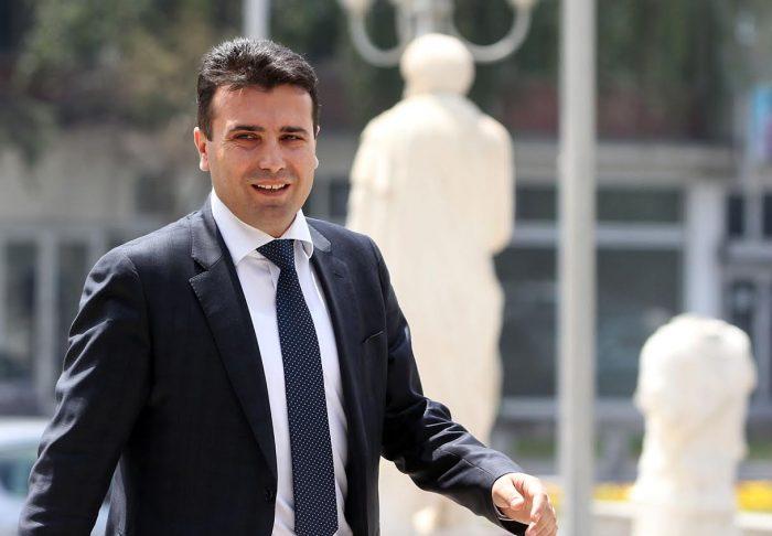ВМРО ДПМНЕ  По преземањето на функцијата премиер  Заев својот коруптивен начин на работење го имплементира и на државно ниво