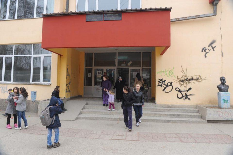 Училиште во Чаир самоволно прогласило неработен ден, се славело Денот на албанските наставници