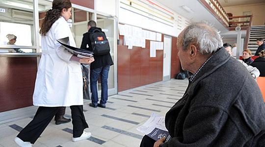 Промената на времето влијае на здравјето на хронично болните и другите пациенти