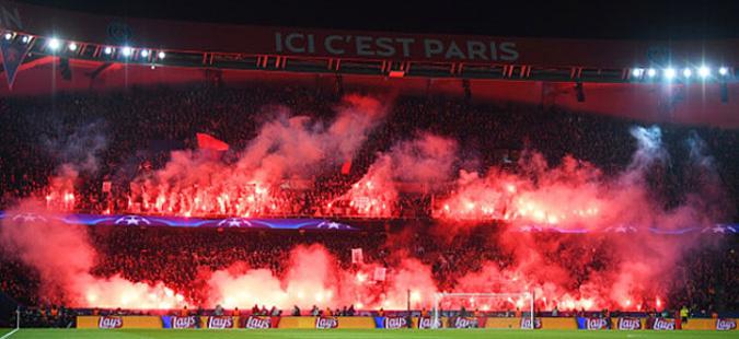 УЕФА ќе го казни ПСЖ поради навивачите