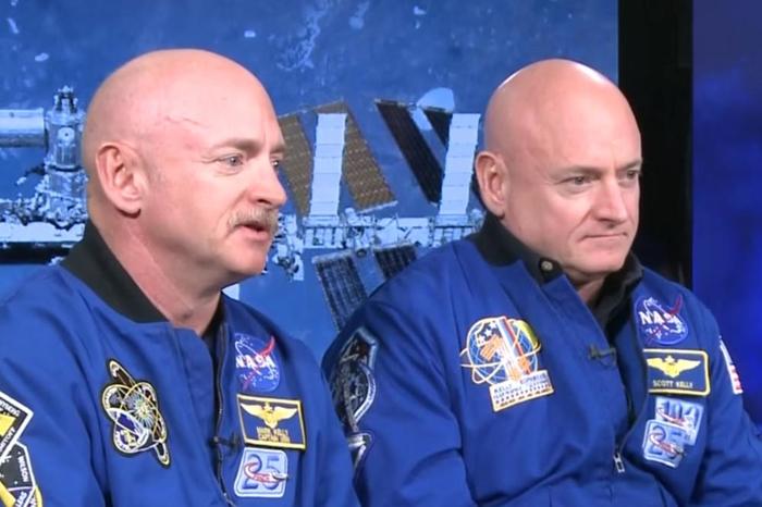 ВИДЕО: И понатаму се браќа, но по враќањето од Вселената повеќе не се близнаци