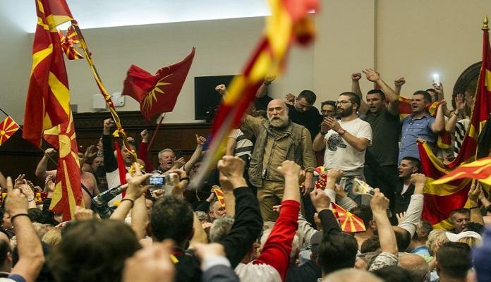 Мицкоски: Потребна е амнестија за луѓето од 27 април, на ова лудило на политички реваншизам мора еднаш да му дојде крајот
