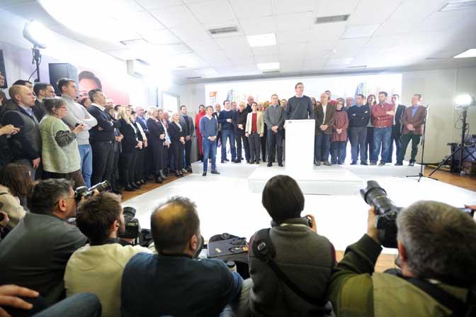 СНС на Вучиќ однесе голема победа на изборите за Белград