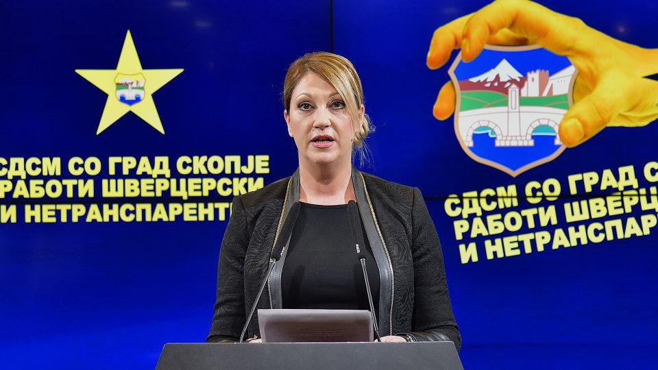 Жугиќ: Опозицијата одби два амандмани на седницата на Совевот на град Скопје и не излезе во пресрет на потребите и барањата на жителите на Аеродром
