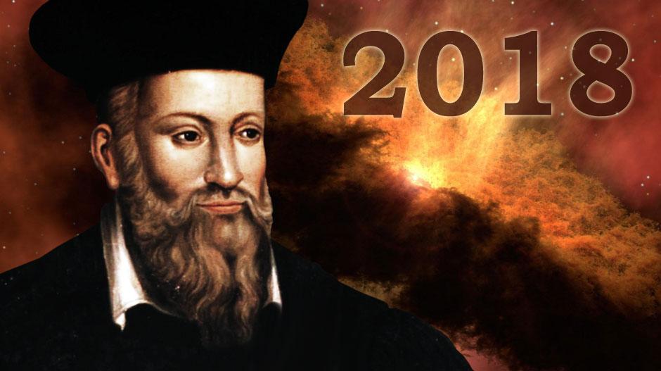 Откриени предвидувања на Нострадамус за 2018 година: Ова се топ 10-те пророштва