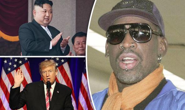 Сите го знаете: Ова е единствениот човек кој се сретнал и со Трамп и со Ким Џонг Ун (ФОТО)