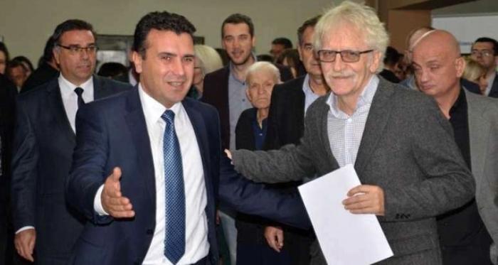 Милчин со остри критики за работата на Заев