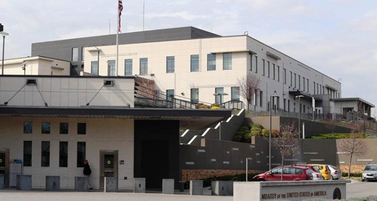 Заедничка вежба на МВР и амбасадата на САД