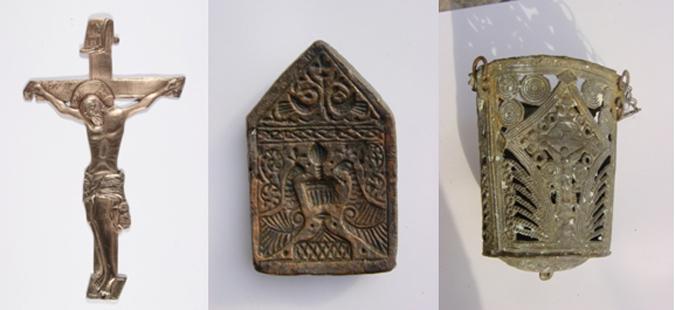 Изложба на артефакти со христијанска симболика од VI до XIX век