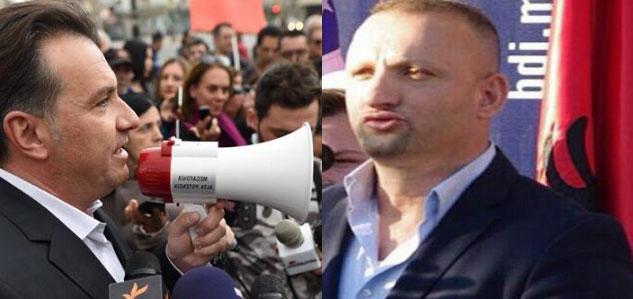 Лицемерието на Поповски и Бошњаковски не помага: Асани продолжува со навреди кон претседателот на ЗНМ