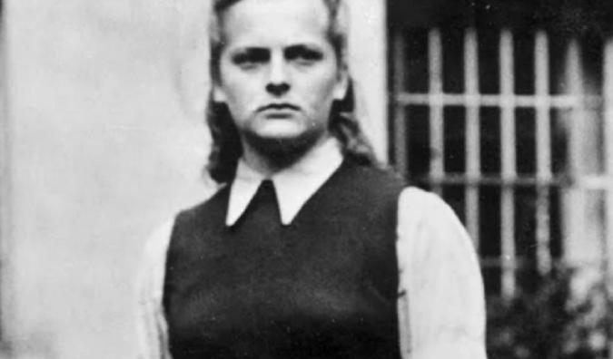Таа е бруталната чуварка на Аушвиц: Ќе ви се заледи крвта во вените од тоа што го правела