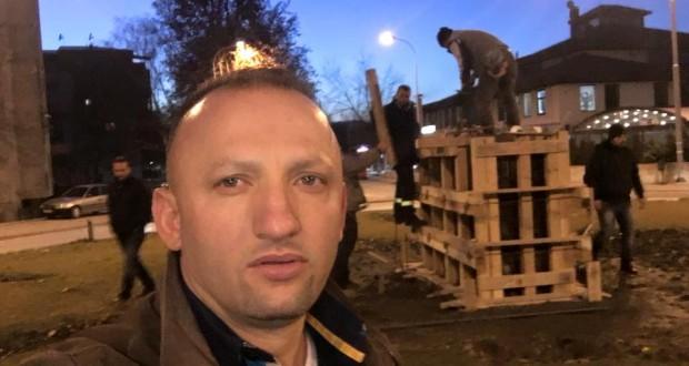 Беќир Асани повика да се излезе на референдум: Господ да го благослов албанскиот и американскиот народ