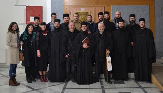 Бигорски манастир доби магистер по црковна музика