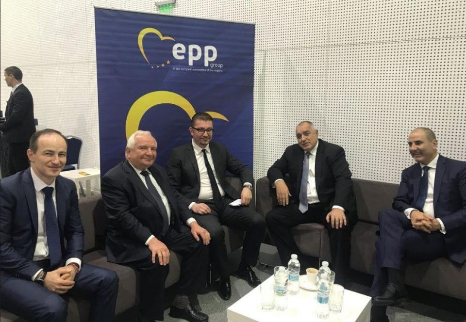 Мицкоски на средба со Борисов и Жозеф Дол: Членство во ЕУ за подобрување на стандардот, потребни се клучни реформи!