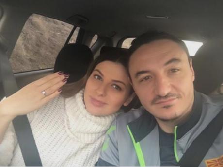 ФОТО: Сопругата на Борко Ристовски го покажа трудничкото стомаче