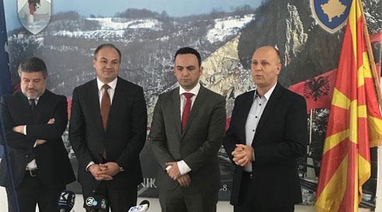 Османи: Заедничката владина седница круна на односите меѓу Македонија и Косово
