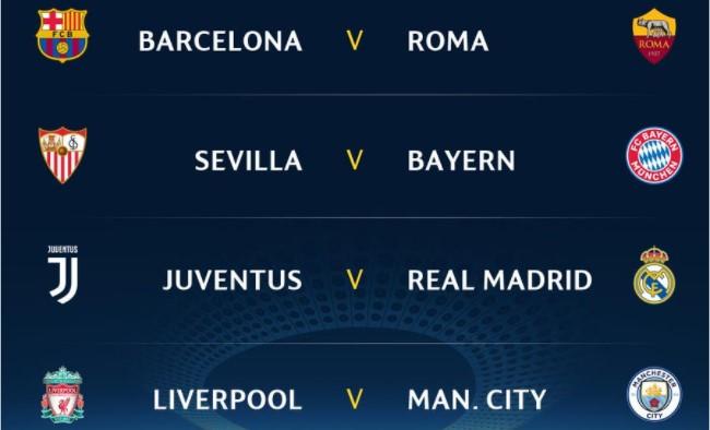 Јувентус ќе го предизвика Реал во четвртфиналето на ЛШ