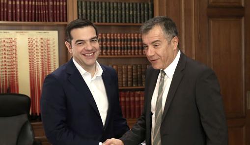 Ципрас бара нови сојузници по јазот во коалициската влада