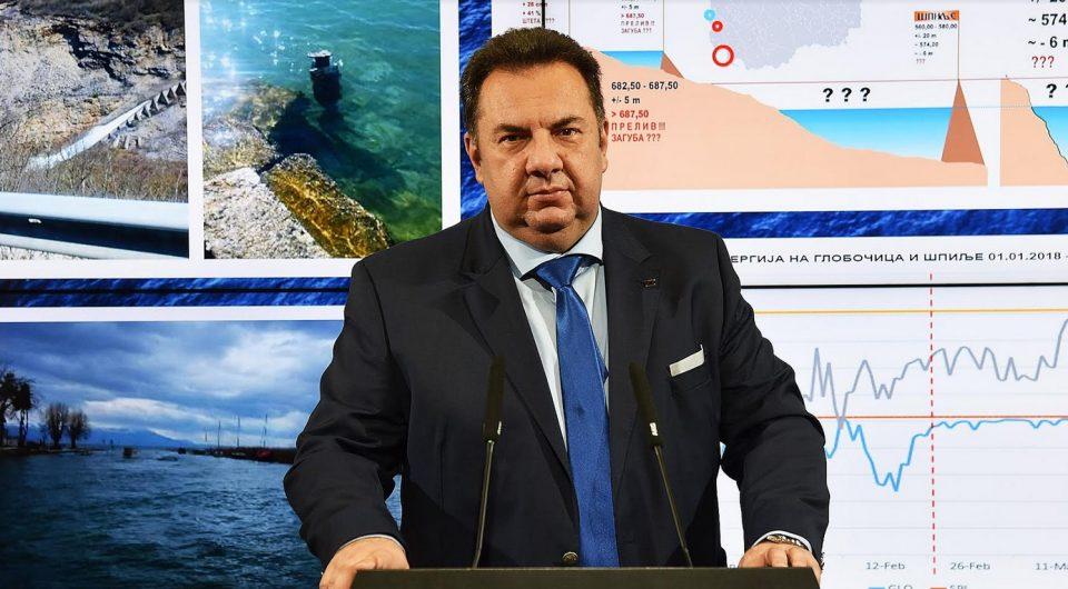 Чогеља: Охридско и Глобочица се излеаја, ЕЛЕМ да понесе одговорност и да гарантира целосно обесштетување на граѓаните