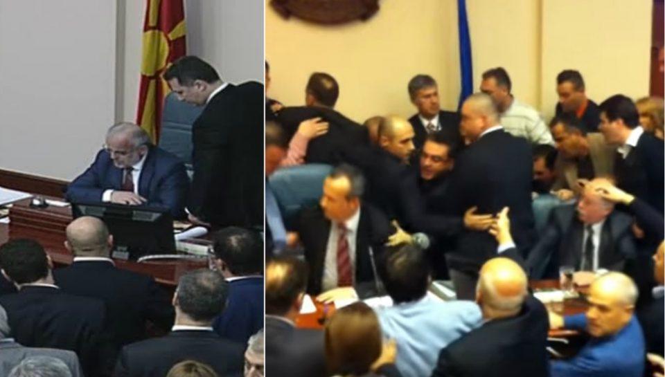 За СДСМ 24-ти декември беше црн ден,а потегот кој Груевски го превзема за одбрана на Уставот сега го нарекоа недемократски чекор