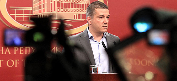 ВМРО-ДПМНЕ: Заев и Дамјан Манчевски во изминативе две години ја спроведоа најголемата политизација и партизација на институциите
