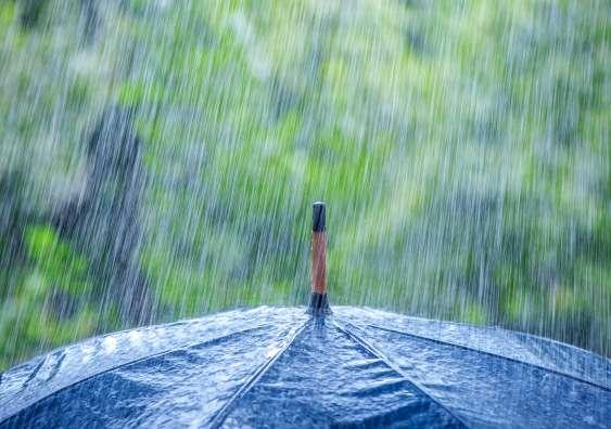Облачно со пониски температури, очекувајте пороен дожд