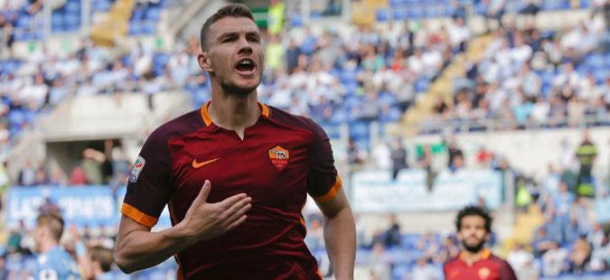Џеко во Рома за уште три сезони