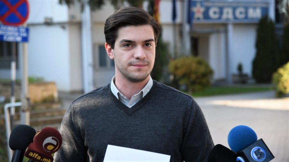 Ѓорѓиев: Мицкоски бил и ќе остане на страна на народот и на страна на Република Македонија, за разлика од Заев