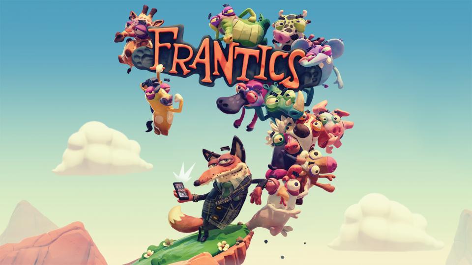 """Промоција на видео игра """"Франтикс"""" на која работеше тим од Македонија"""