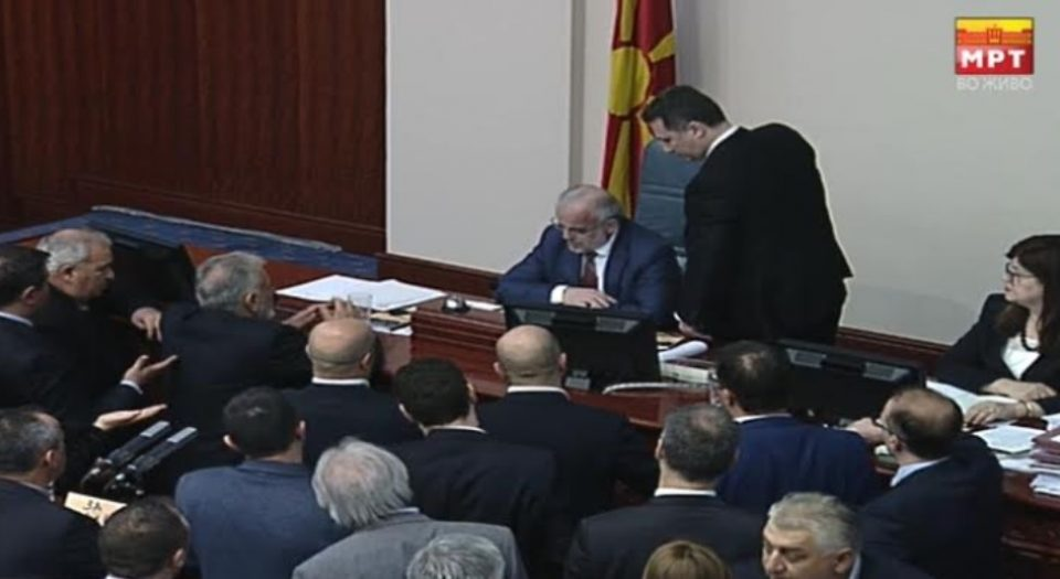 СДСМ и Талат Џафери против Македонија и Уставот (ВИДЕО)