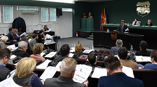 Советот на Град Скопје ќе избира членови на управните и надзорните одбори во јавните претпријатија