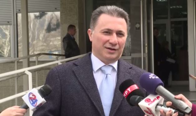 Груевски: Судот е под силен политички притисок што побрзо некому да испорача некаков резултат