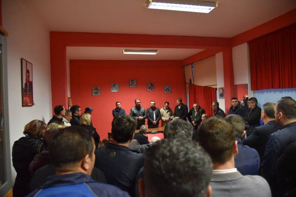 Мицкоски: Занесен во својата моќ или немоќ, Заев сака да го забрани и правото на протест