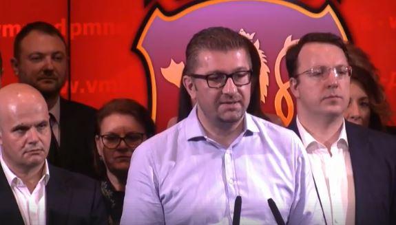Мицкоски: ВМРО-ДПМНЕ ќе поднесе кривична за Џафери и иницијатива до Уставен суд за оценување на уставноста на законот